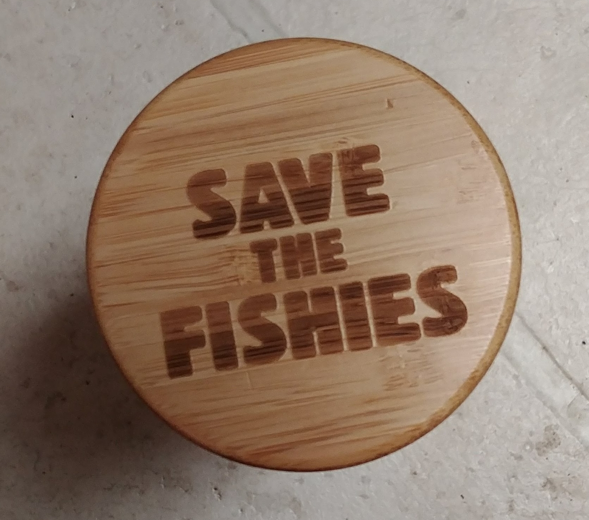 Save the Fishies